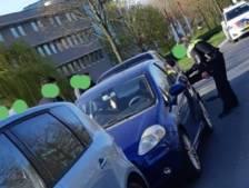 Eenden zorgen voor kettingbotsing met vier auto's in Goes