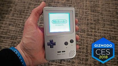 Game Boy komt terug en je zal er al je oude spellen op kunnen spelen