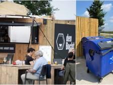 """Pas week open en zomerbar Den Bocht krijgt al vandalen op bezoek: """"Slot geforceerd, cocaïne op de bar en rum leeggedronken"""""""