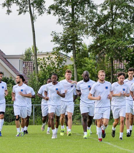 Fortuna Sittard meldt zich af voor Zeeuws treffen met Team VVCS én Julius Bliek