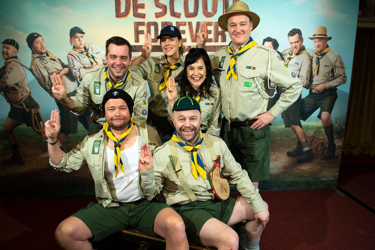 Scouts Forever