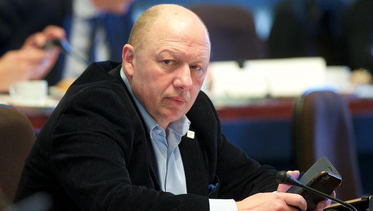 Burgemeester van Vilvoorde Hans Bonte Beeld BELGA