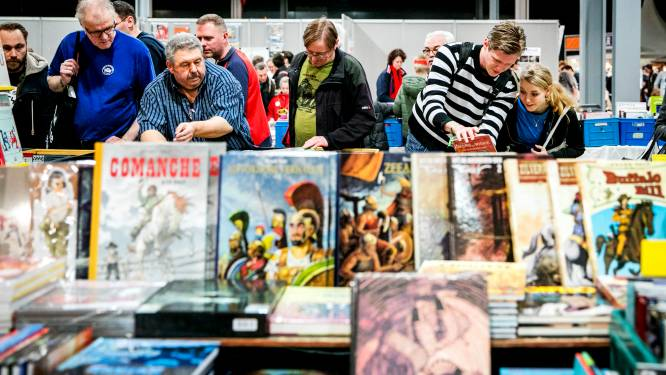 """Organisator Boekenbeurs krijgt extra tijd van Antwerpse ondernemingsrechtbank: """"Afgelopen tijd nog geïnteresseerden opgedoken"""""""