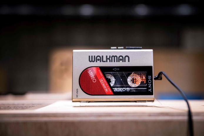 Ce must des années 80 est exposé à Tokyo pour les 40 ans de ce produit Sony légendaire