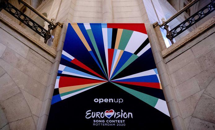 Logo van het Eurovisie Songfestival.
