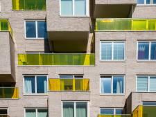 Huur vrije sector stevig omhoog, nieuwe woningen worden kleiner
