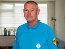 Stoppende scheidsrechter Bart Wattel: 'Ik liep 90 minuten met kippenvel over het veld'