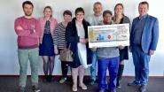 Radio Vives levert 525 euro op voor zorgboerderij