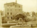 De Gennepermolen, naamgever van het gebied, in 1899. foto perolles via Gennepnu.nl