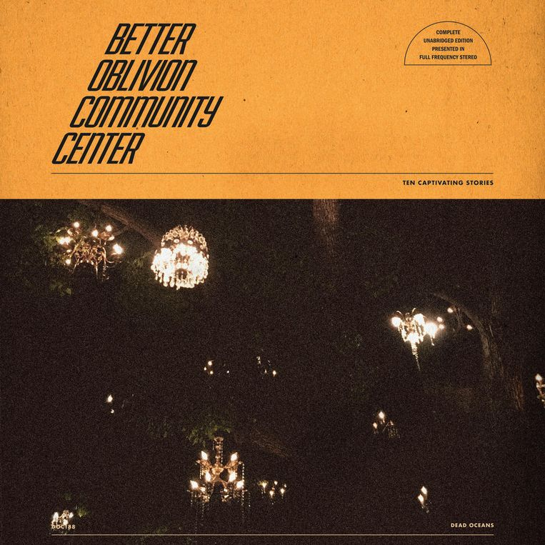 Better Oblivion Community Center Beeld rv