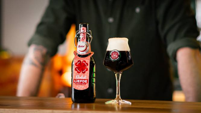 Na 'Geloof' en 'Hoop' komt Grolsch met nieuw speciaal biertje: Liefde