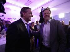 Wilders blij met hogere uitslag, CDA ziet stijgende lijn