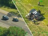 Amerikaanse man weet tweemaal te ontkomen in een politieauto
