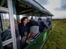Caroline van der Plas bezoekt 'mislukte' Oostvaardersplassen: 'Mooi gebied, maar voor wie doen we dit?'