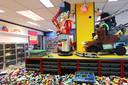 20210614 - Wagenberg - Bij Mini-Billund, het regionale LEGO-paradijs, is de plek waar je zelf kan bouwen natuurlijk ook populair. FOTO: PIX4PROFS/ RAMON MANGOLD