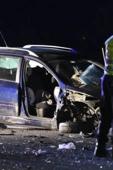 Ernstig verkeersongeluk bij Steenwijk door overstekende reeën