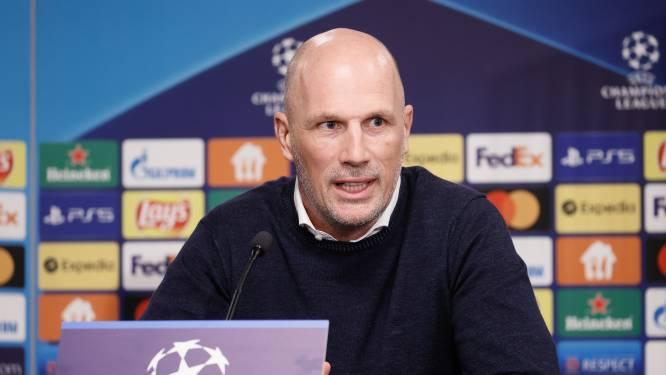 Philippe Clement veut réaliser une nouvelle performance en Ligue des Champions