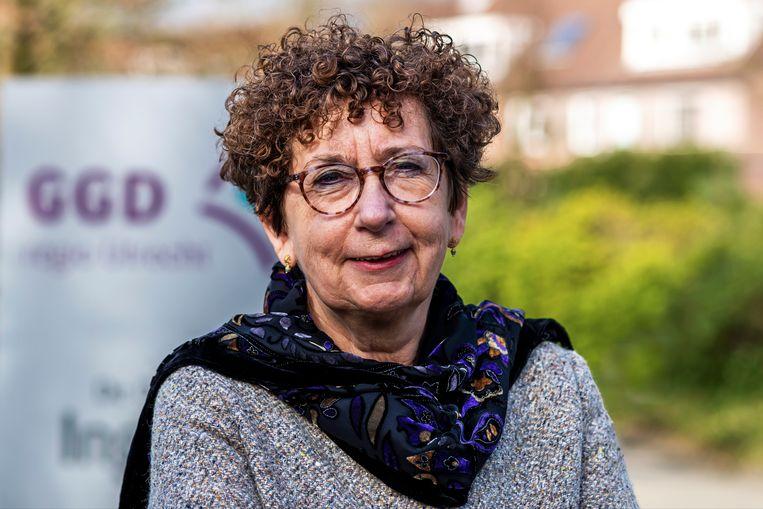 GGD-directeur Nicolette Rigter. Beeld Angeliek de Jonge