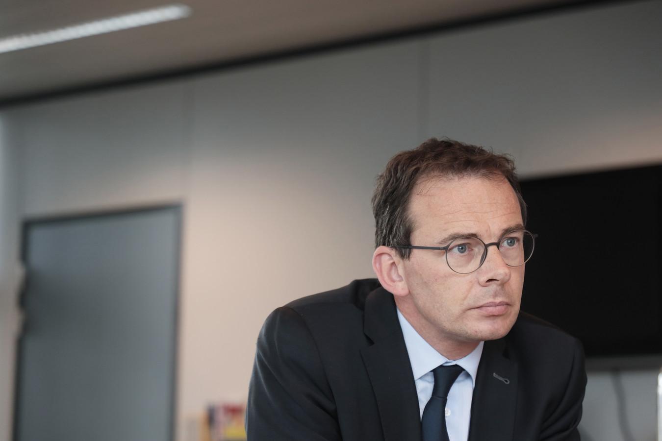 Vlaams minister van Volksgezondheid Wouter Beke (CD&V)