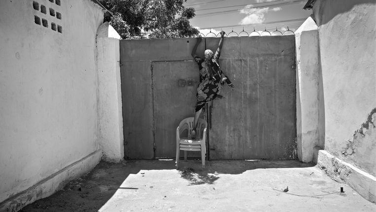Het Galkayo Mental Health Center in Puntland, Somalië. Beeld Robin Hammond