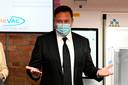 Tesla-topman Elon Musk was deze week in Duitsland om de mRNA-printer te presenteren die hij samen met CureVac ontwikkelt.
