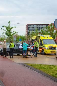 Brommerrijder gewond bij aanrijding in Amersfoort