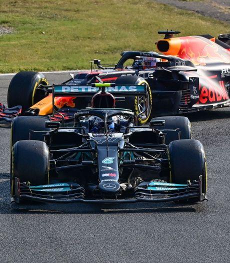 Verstappen pakt pole en Hamilton kent problemen: 'Ik heb een paar mooie punten gescoord'