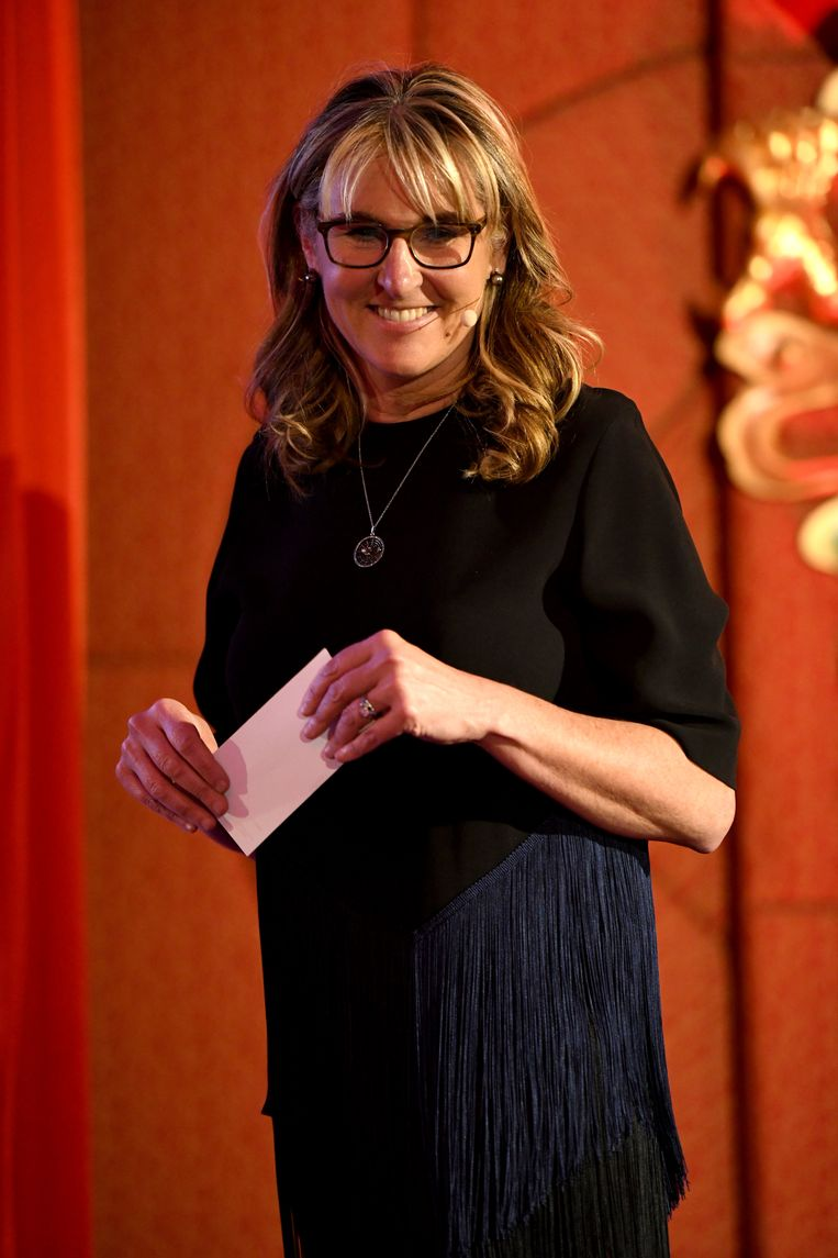 Vice-ceo Nancy Dubuc. Beeld Getty Images