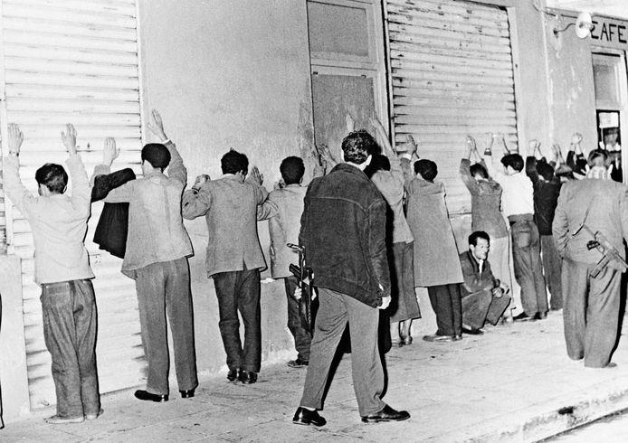Alger, 14 décembre 1956