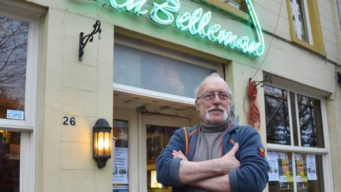 Geen Bellemanfeesten, maar wel terrasoptredens aan café Den Belleman