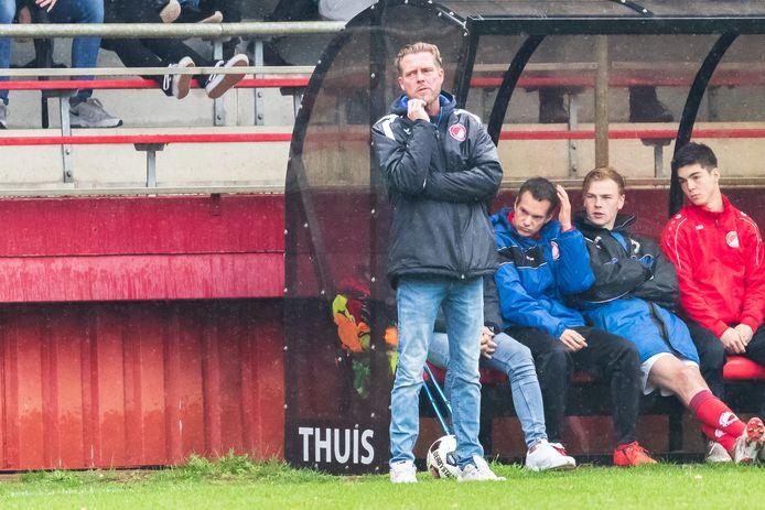 Peter Jansen krijgt een vierde seizoen de kans bij Reünie.