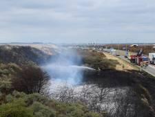Barbecue mag niet meer in duinen van Oostvoorne en Rockanje