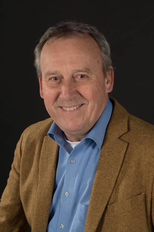 Herman van Wanrooij, lijsttrekker en beoogd wethouder