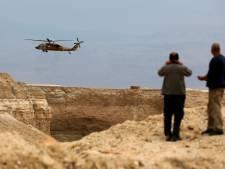 Overstroming verrast Israëlische jongeren: negen doden
