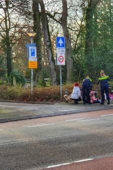 Automobilist rijdt door na botsing met kind in Amersfoort