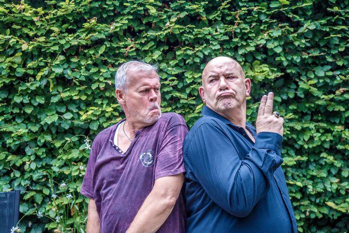 Ruud en Ricky - Vrienden en geduchte tegenstanders