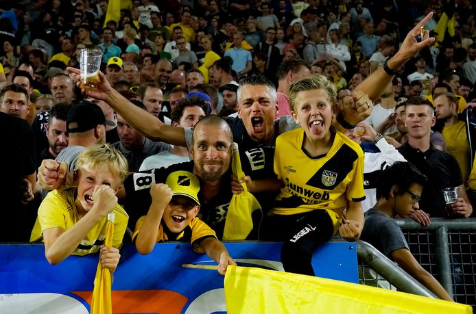 NAC-supporters.
