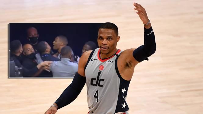 NBA-clubs weren misdragende fans