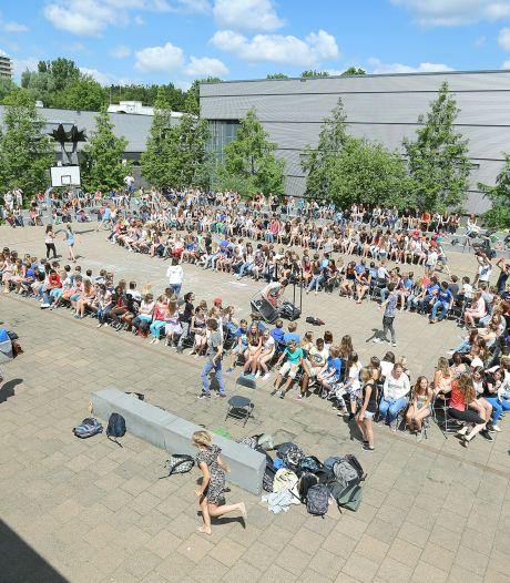 Make-over voor schoolplein Pantarijn in Wageningen