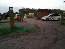 Gewond na val van paard in Hernen