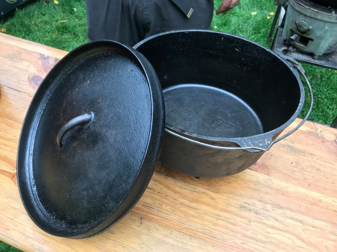 Een Dutch Oven
