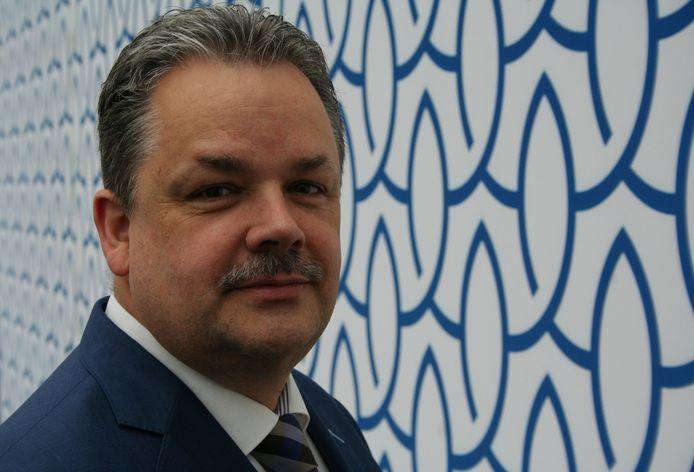 Peter 't Jong, de nieuwe topman van Atos Nederland