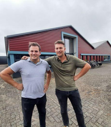 Fitnesscentrum Van Dijk Kampen krijgt tweede leven als bedrijfsverzamelgebouw