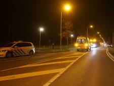 Automobilist vlucht na ernstig ongeluk bij IJsseldijk in Deventer