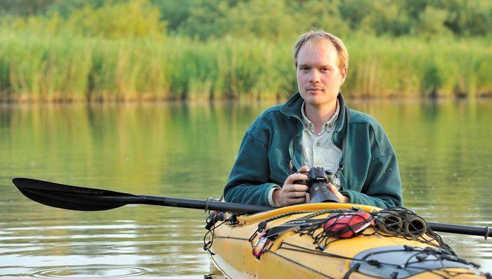 Lars Soerink van de Vogelbescherming.