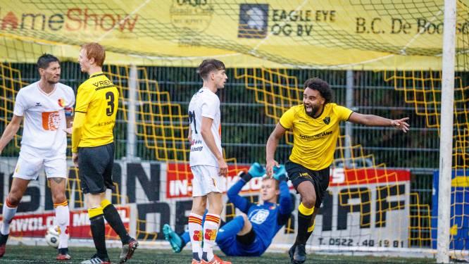 Alcides lijdt eerste nederlaag, WSV en Heino bekeren door