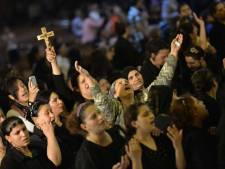 L'Eglise catholique copte soutient la police et l'armée