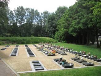 Heraanleg urnenveld op begraafplaats Ginderbuiten