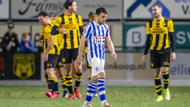 Ongeïnspireerd FC Eindhoven blameert zich in de eerste bekerronde bij Ermelose derdedivisionist