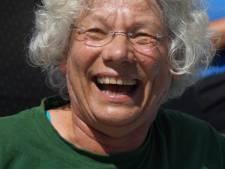 Wasvrouw Rieke Dirks van Roef! 'Ik heb het een keer onder de douche geprobeerd schoon te spuiten'